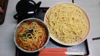 激辛つけ麺のうまい店を大泉学園で発見!!-練馬のおすすめニュース編集室